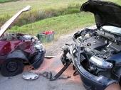 FATALAN VIKEND: Devet saobraćajki, deset povređenih, VRANJANKA najteže