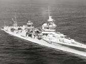 Američki brod pronađen posle 72 godine