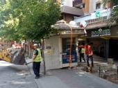 Inspekcija uklonila NELEGALNI KIOSK u centru