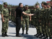 VULIN: Vojska garant mira