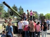 Hiljade Vranjanaca na OTVORENOM DANU 4. brigade (FOTO, VIDEO)
