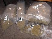 TROJE UHAPŠENIH zbog 8,5 kila DROGE