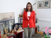 Gimnazijalka Jana PRVA u SANKT PETERBURGU