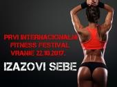 Izađi i izazovi sebe: Prvi FITNES FESTIVAL u Vranju