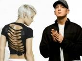 Pink pijana slala Eminemu lascivne poruke