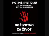 Peticija i u Vranju: DOŽIVOTNA za UBICE DECE
