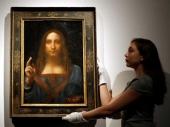 Da Vinčijeva slika prodata za rekordnih 450 miliona