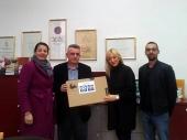 Rotarijanci pomažu Gimnaziju