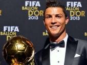 Ronaldu peta Zlatna lopta