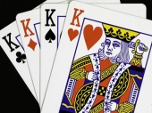 Zašto kralj srce jedini nema brkove?