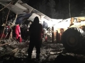 Kanada: Srušio se avion sa 25 ljudi, nema poginulih