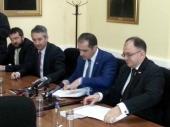 Potpisano: SNS i SPS u KOALICIJI u Vranju