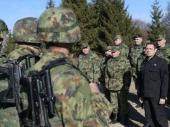 Vojska i na Božić obezbeđuje mir