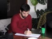 POJAČANJE: Zdravković prelazi u GU