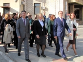 MINISTARKA u poseti Vranju