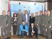 Promocija vojnog poziva u Vranju